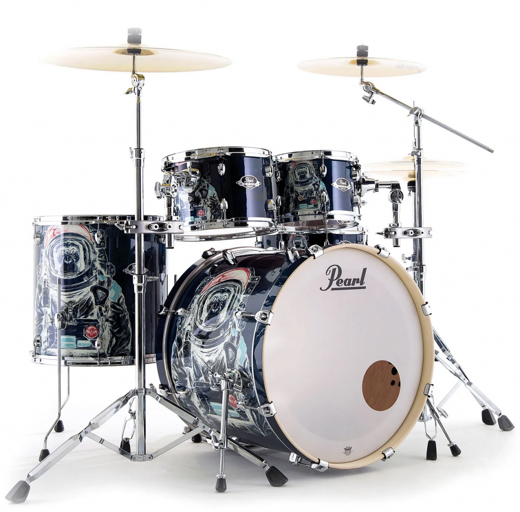 Pearl Export 22″ Space Monkey LTD Drumset